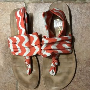 Dirty Laundry sandals size 9
